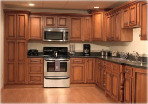 Maple Finished Cabinets A Four Part Series Covering The Following